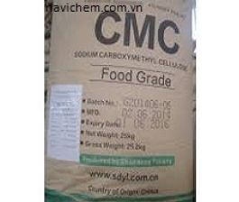 CMC - Sodium Cacboxymethyl Cellulose - chất tạo đặc
