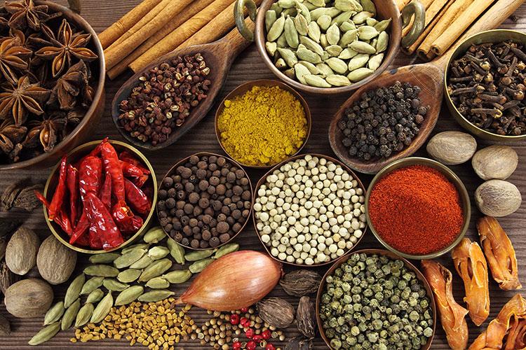 Phân phối hương liệu thực phẩm