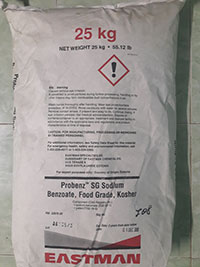 Sodium Benzoate Estonia